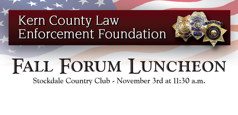 2016 Fall Forum Luncheon